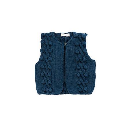 Kid's Ketiketa Pop Knit Waistcoat