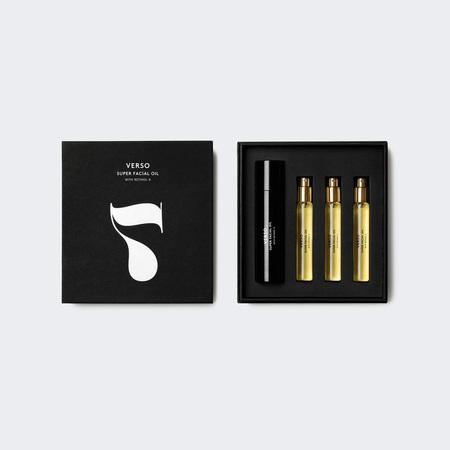 Verso No. 7: Super Facial Oil