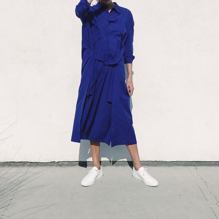 Henrik Vibskov Love U Dress - Blue Red Dots
