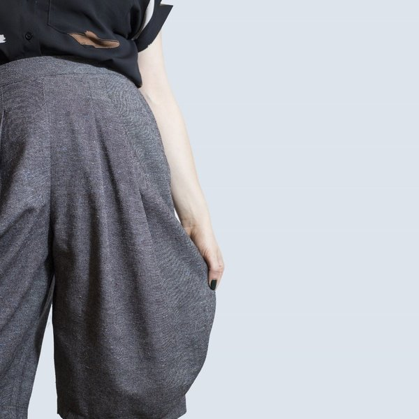 Jennifer Glasgow Kamali Shorts