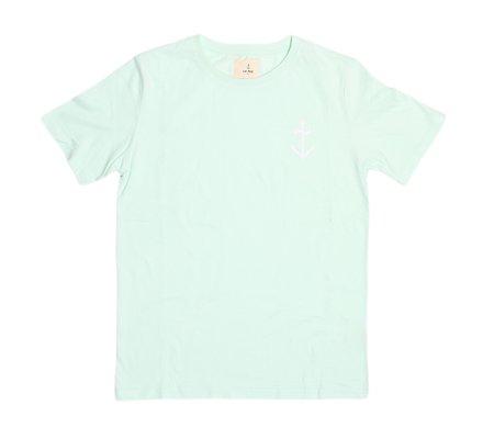 La Paz Dantas T-Shirt   Aqua Green