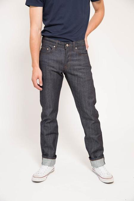 Naked and Famous Weird Guy Stretch Selvedge