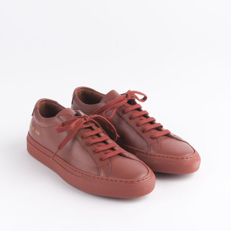 WOMAN BY COMMON PROJECTS Original Achilles Low in Brick