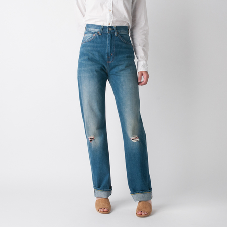LEVI'S VINTAGE CLOTHING 1950s 701 Jean in Salida