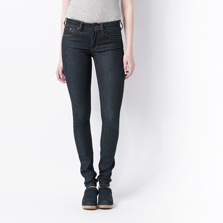 Mill Mercantile Surry Skinny in Raw Indigo
