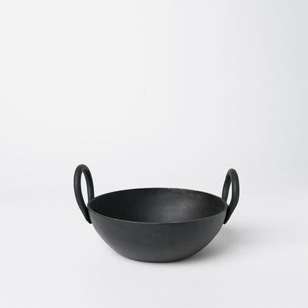 FOG LINEN WORK Small Iron Pot