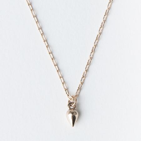 CINQ 14K Gold Dew Necklace