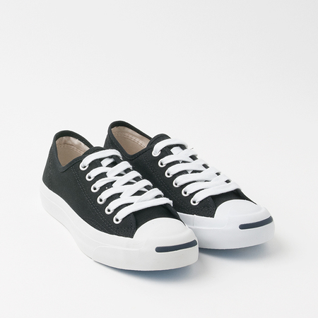 CONVERSE Jack Purcell OX in Black