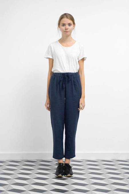 Wrk-Shp Tied Pants