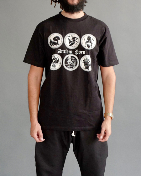 DFYNT Ancient Porn Collection Tee