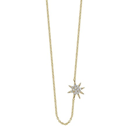 Gabriela Artigas Single Star Necklace
