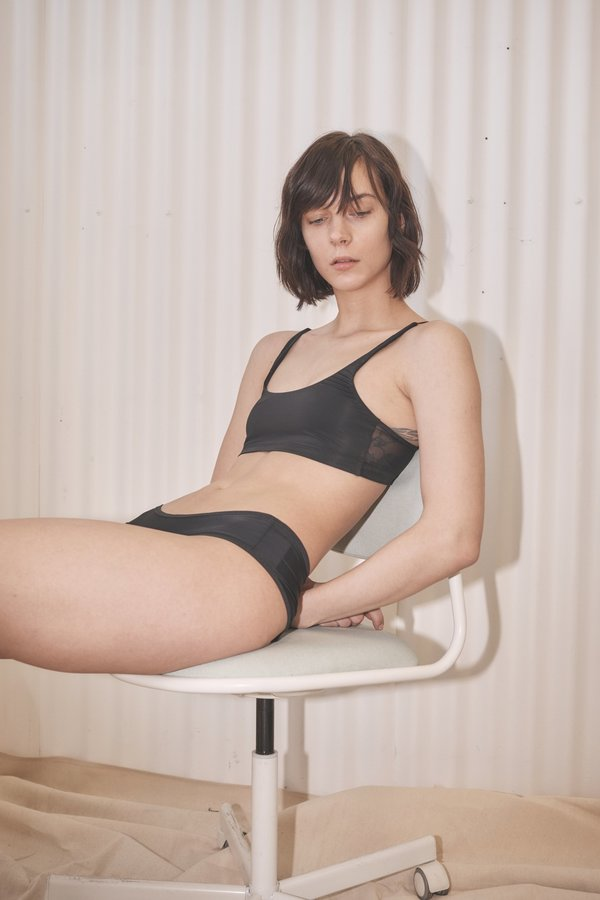 Land of Women Demi Sport Bra - Warm Nude