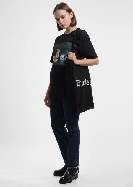 Etudes Black October Tote Bag