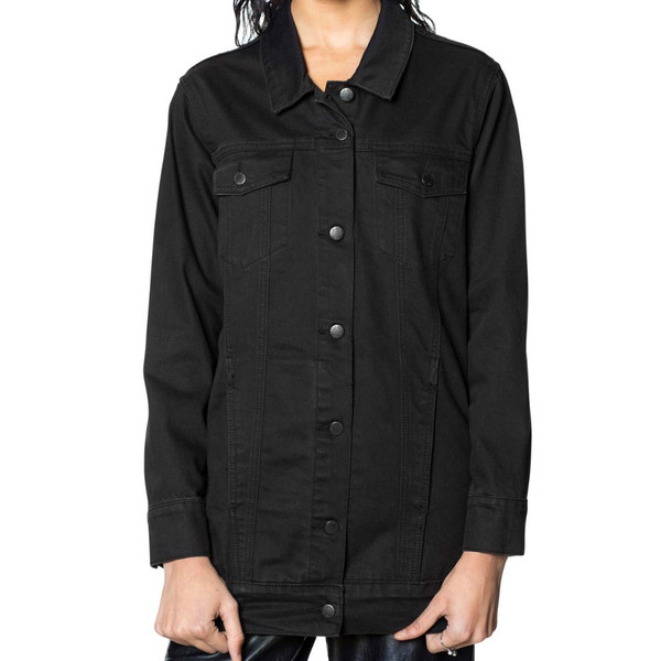CHEAP MONDAY - LEAN JACKET NOIR