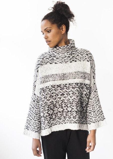 Line Knitwear Selma in Gull