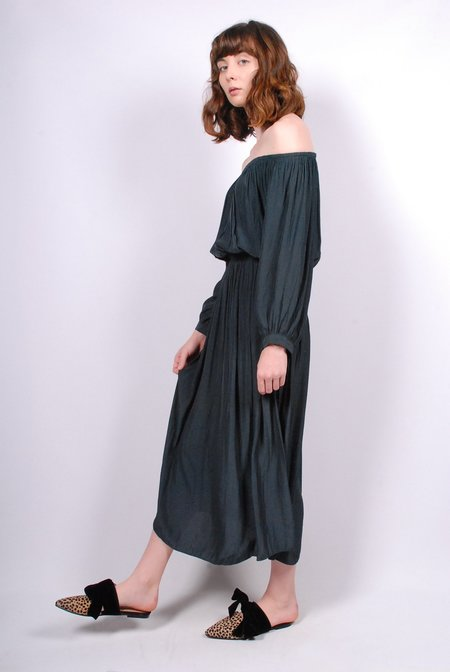 Smythe Gypset Dress - Forest
