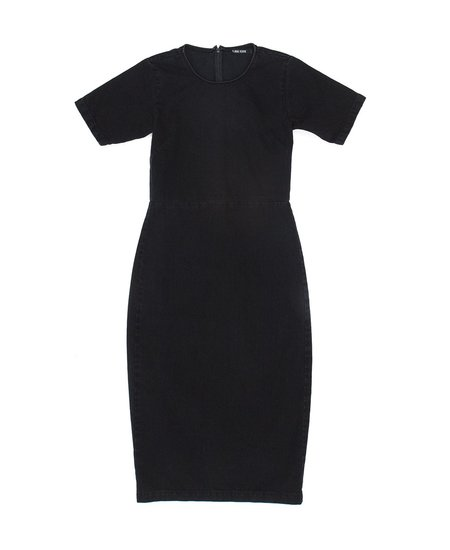 Ilana Kohn Lee Dress - Black Denim