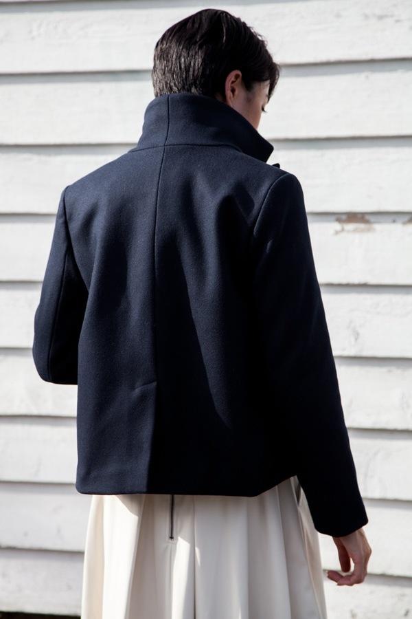 Rachel Comey Lilt Coat | navy