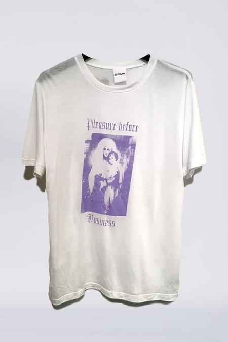 Unisex Lyz Olko Pleasure Before Business T-Shirt