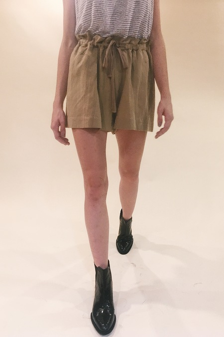 ulla johnson lariat short