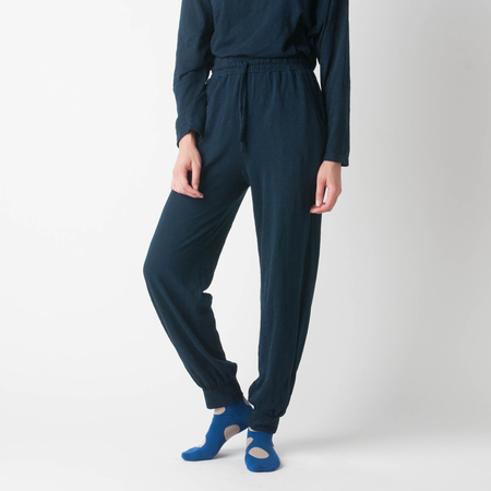 HANSEL FROM BASEL Louise Pant in Indigo