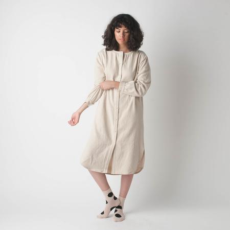 HANSEL FROM BASEL  Imogen Dress in Ecru