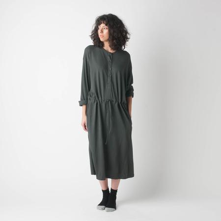 HANSEL FROM BASEL  Dresden Dress in Dark Grey