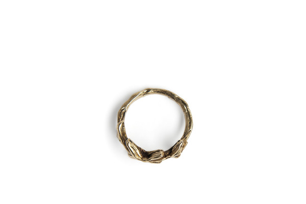 Mercurial NYC Kindling Ring