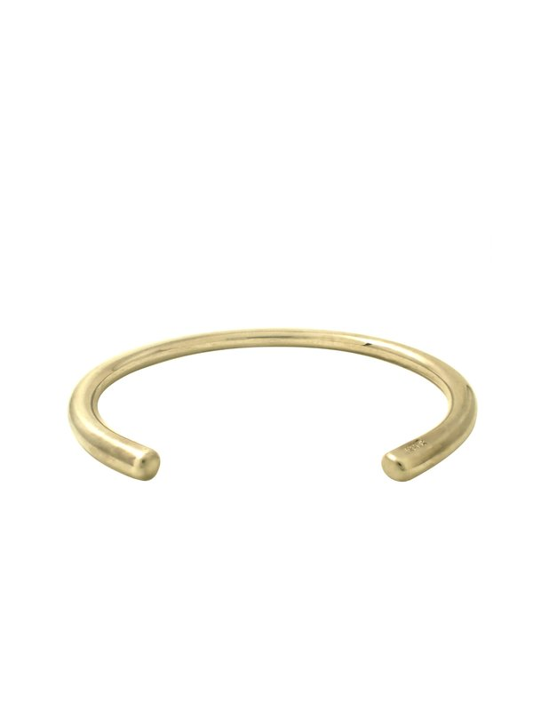 In God We Trust Core Cuff Bracelet - Brass