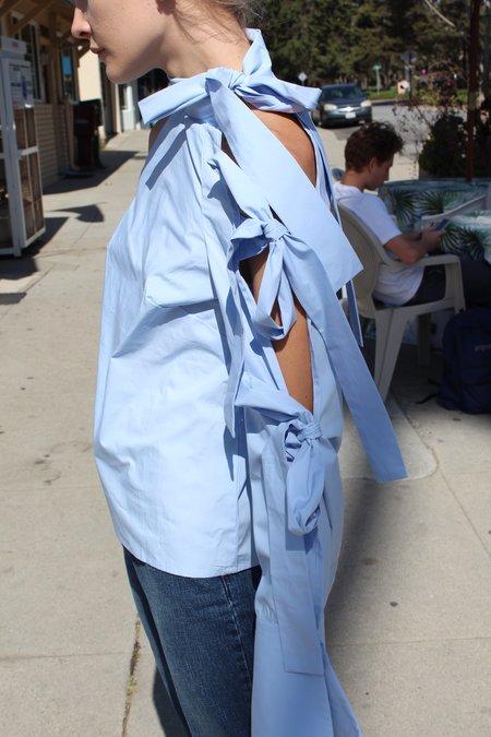 Style Mafia Boreto Top - Blue