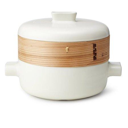 Poketo Ceramic Steamer