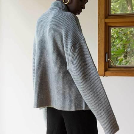 Creatures Of Comfort Funnel Neck Sweater