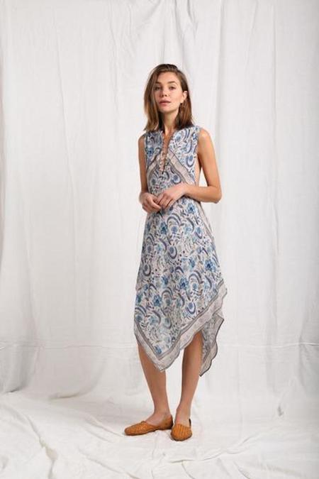 Kinga Csilla Garden Bias Dress