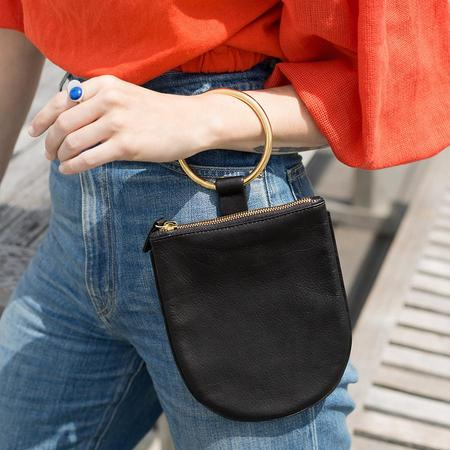 Otaat / Meyers Collective Medium Ring Pouch - Black