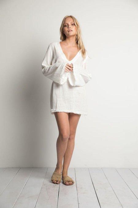 Rue Stiic Dallas Mini Dress - White