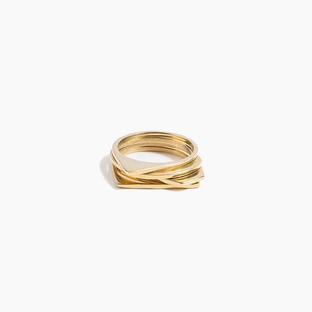 Soko Cosmic Stacking Ring Set