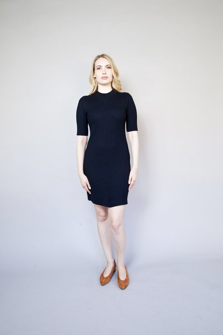 Betina Lou Elysa Dress - Navy