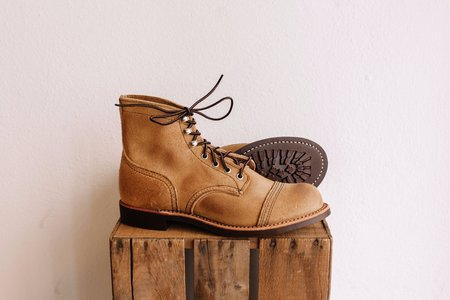 Men's Red Wing Shoes Iron Ranger No. 8083