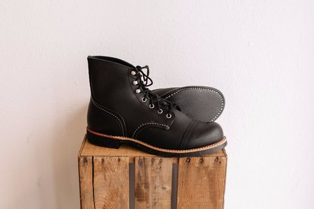 Red Wing Shoes Iron Ranger No. 8114