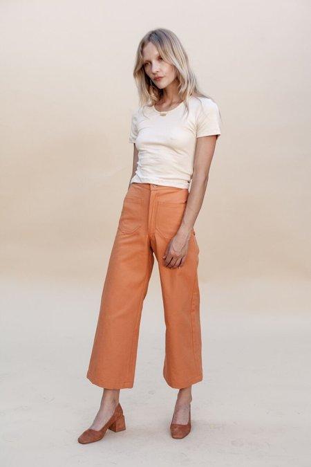Lykke Wullf Sandi Pants - Peach