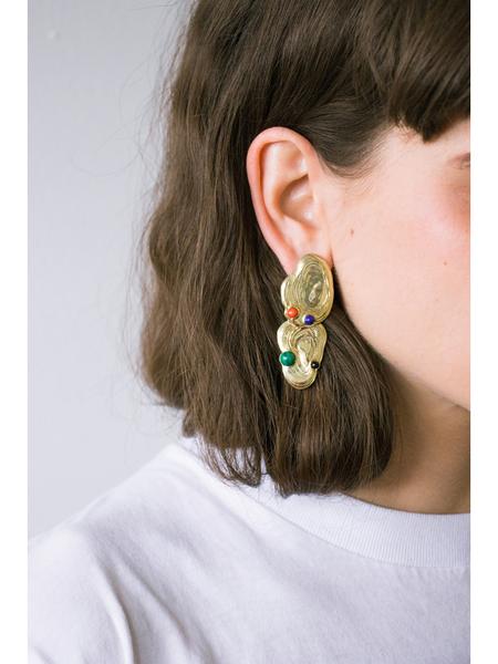 Leigh Miller Dali Dangle Earrings