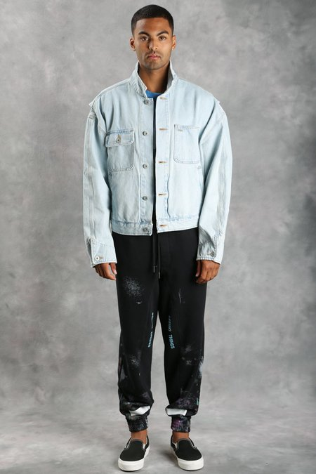 Yeezy Worker Jean Jacket