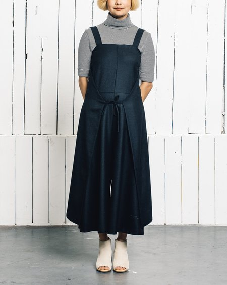 Wolcott : Takemoto Carol Jumpsuit - Black