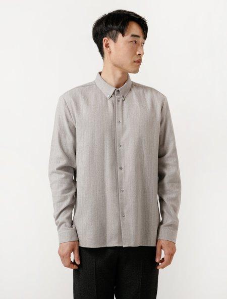 Stephan Schneider Shirt Clock - Cream