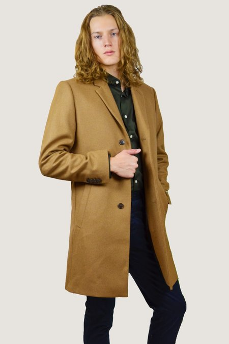 Tiger of Sweden Dempsey Wool Coat - Autumnal