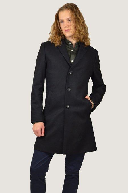 Tiger of Sweden Dempsey Wool Coat - Black