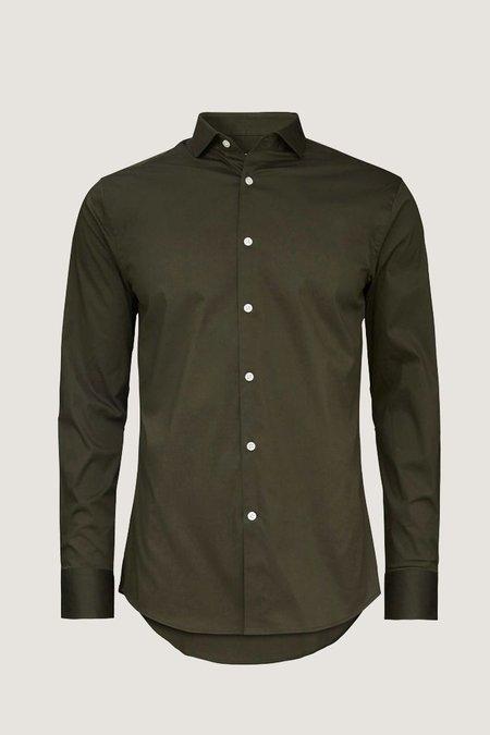 Tiger of Sweden Farrell 5 Shirt - Wood Green
