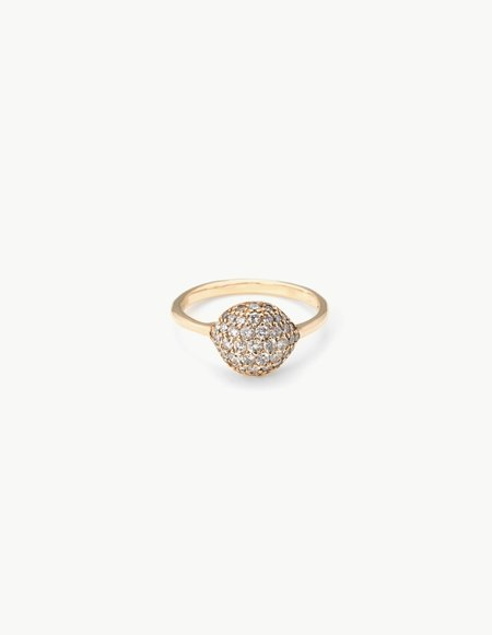 Kathryn Bentley Small River Rock Ring