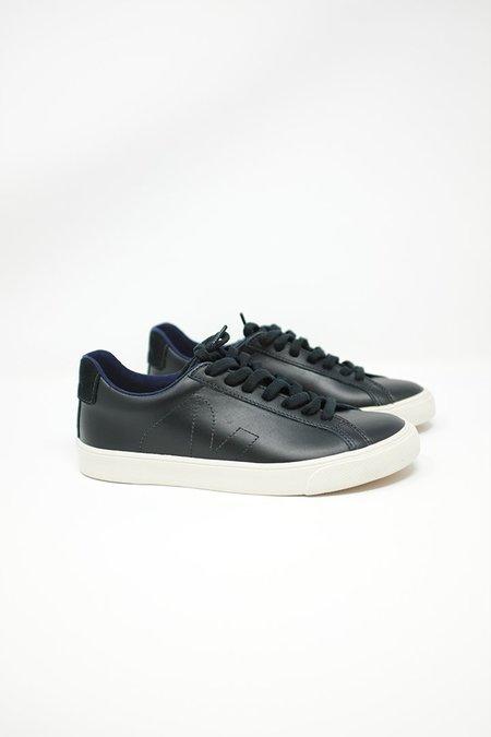 Veja Esplar Sneaker in Black/White