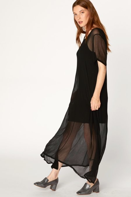 Lacausa Pleated Factory Dress
